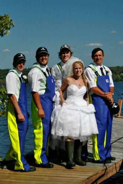 The Best Wedding Photo Ever