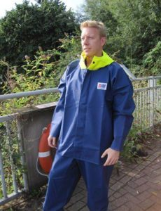 commercial rain jacket