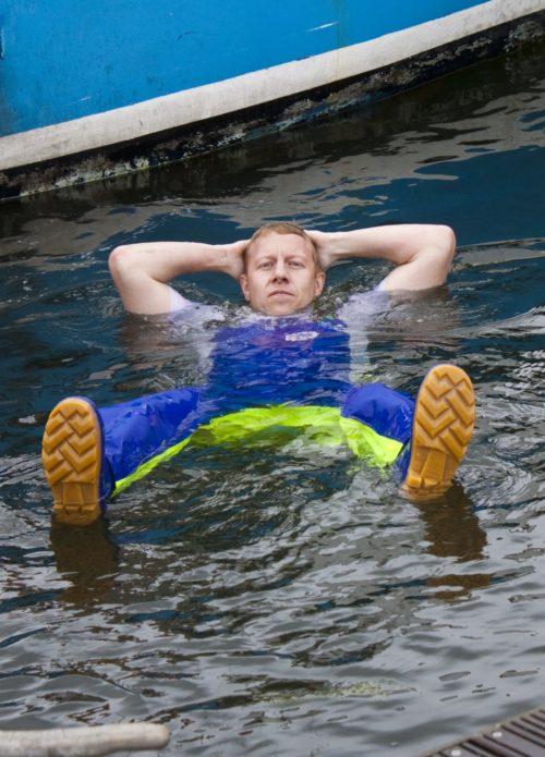 fishing flotation pants