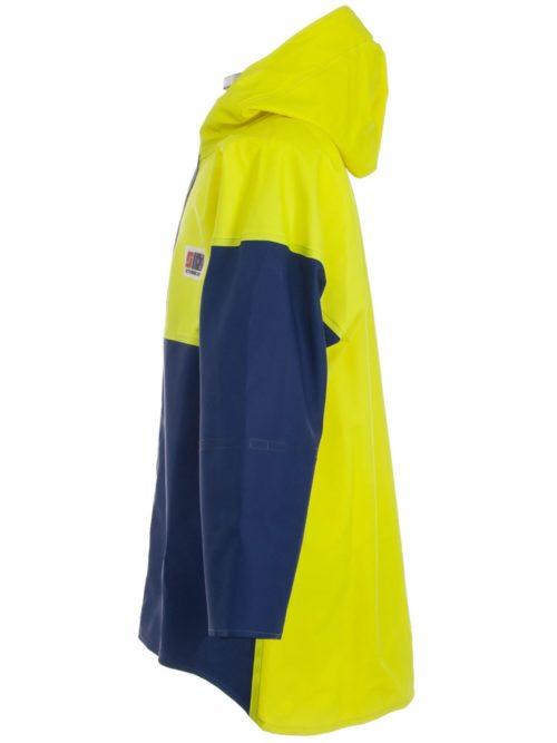 Crew 211 Commercial Fishing Rain Gear Jacket side