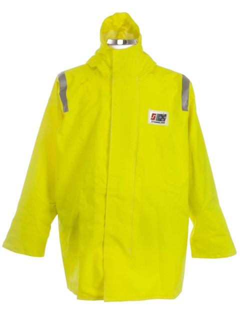 Captain's 200N Lightweight Construction Rain Gear Jacket