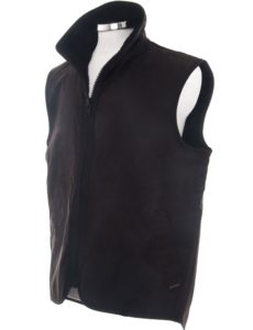 986 Waxed Cotton Oilskin Vest