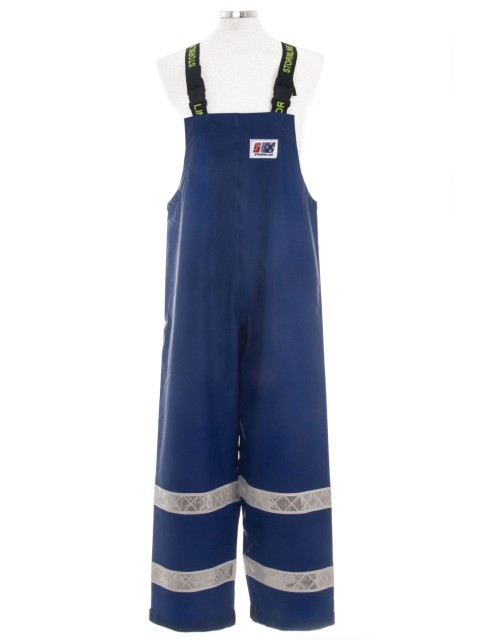Coastguard 602 Lightweight Rain Gear Safety Pants