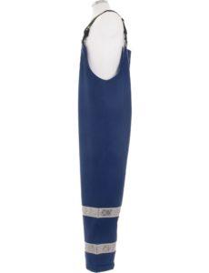 Coastguard 602 Lightweight Rain Gear Safety Pants Side Shot