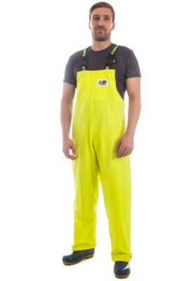 Captain's 600N Lightweight Construction Rain Gear Bib & Brace Model
