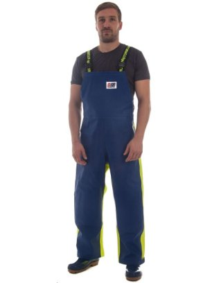 Crew 654 Foul Weather Heavy Duty Bib & Brace Pants