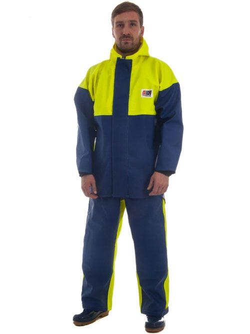 Crew 211 Heavy Duty Foul Weather Jacket