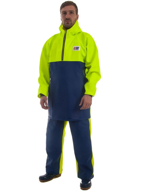 Fisherman's Crew 807 Heavy Duty Foul Weather Smock