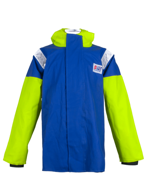 Captains 200 lightweight wet weather jacket