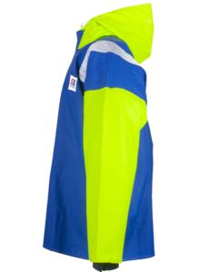 Captains 200 lightweight wet weather jacket side
