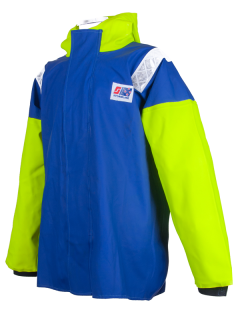 Captains 200 lightweight wet weather jacket angle