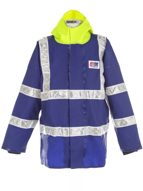 Coastguard ANSI safety jacket front