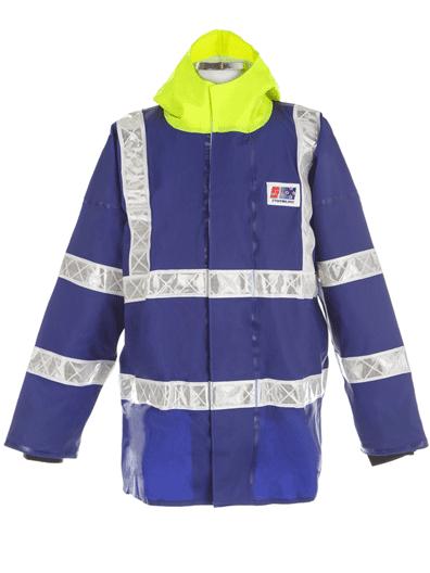 Coastguard ANSI safety jacket front