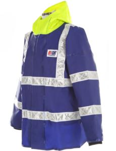 Coastguard ANSI safety jacket angle