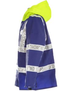 Coastguard ANSI safety jacket side