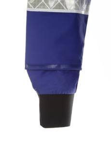 Coastguard ANSI safety jacket neoprene cuff
