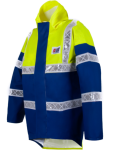 Crew 211Heavy Duty Foul Weather Jacket – ANSI