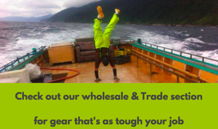 wholesale and trade fishing gear banner