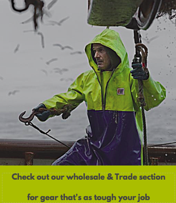 wholesale wet weather gear
