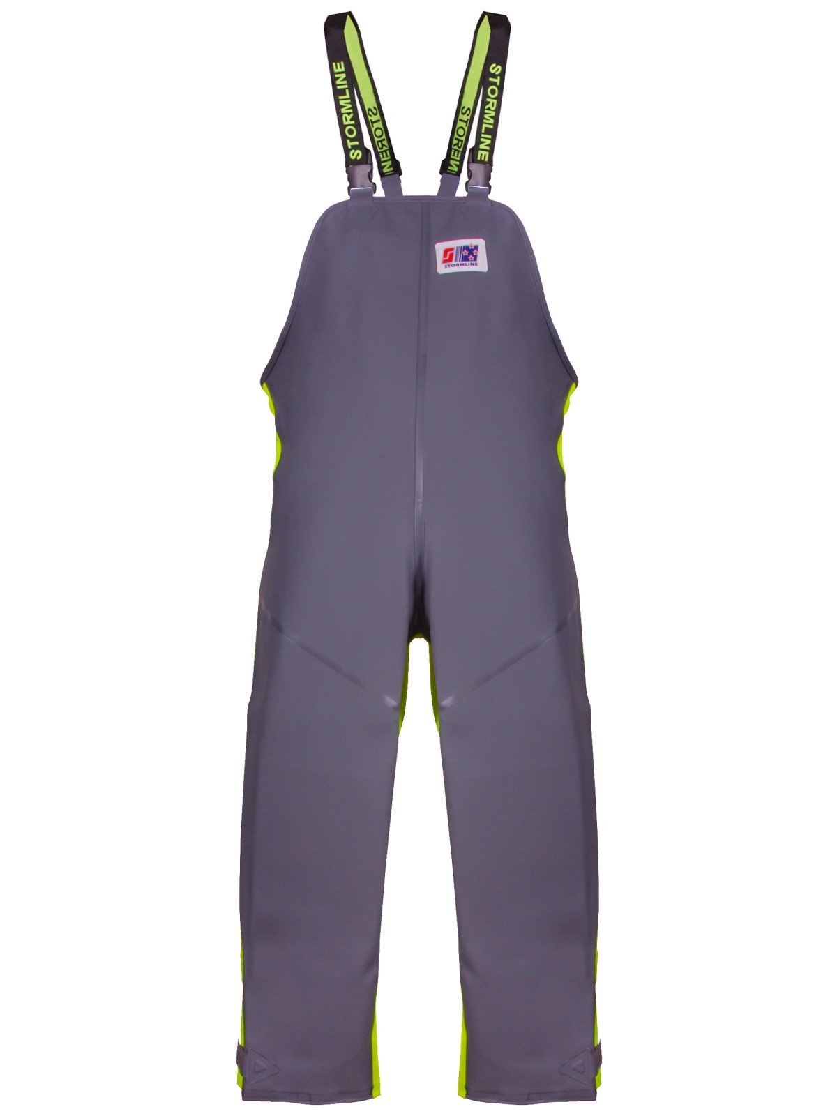 Milford 649 foul weather fishing pants stormline for Foul weather fishing gear