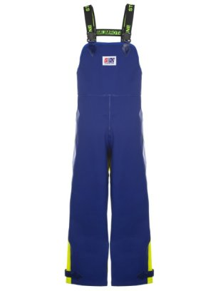 Crew 654 foul weather bib and brace front