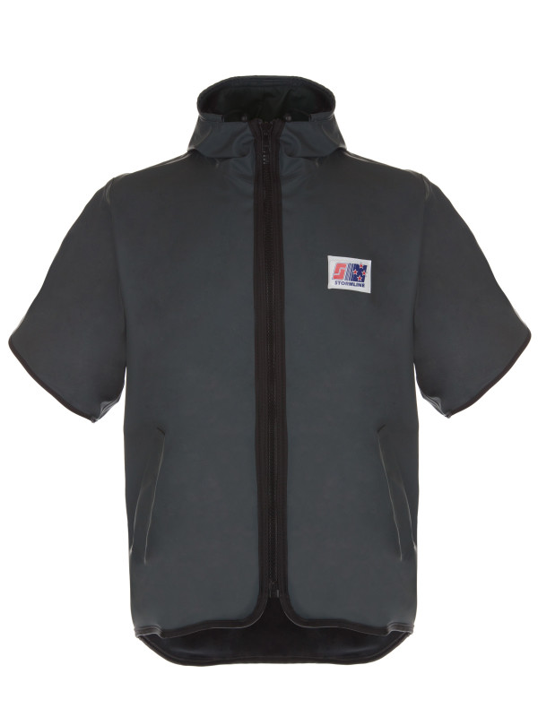 STORMTEX-AIR 979GY HALF SLEEVE WET WEATHER JACKET
