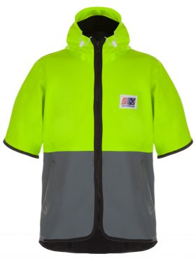 STORMTEX-AIR 979TN HOODED WET WEATHER VEST