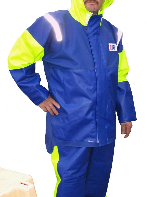 Crew 208 Commercial Fishing foul weather Jacket