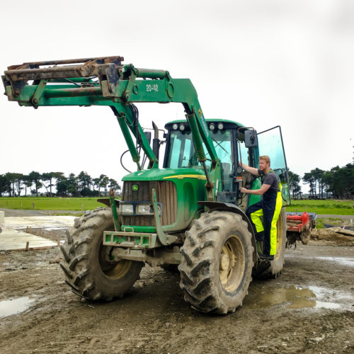 Stormtex-Air 652 farming waterproof bib