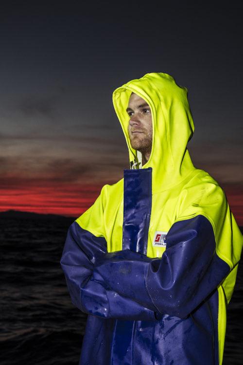 Crew 211 Foul Weather Fishing Jacket