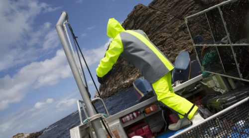 Milford 249 fishing oilskin jacket australia