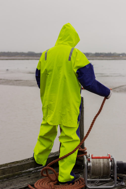 Crew 211 Commercial Fishing Jacket