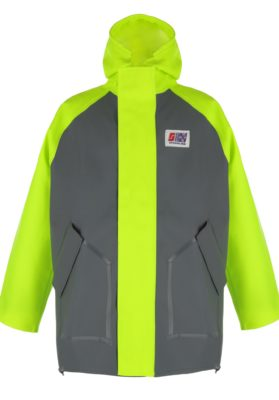Milford 249 foul weather fishing jacket