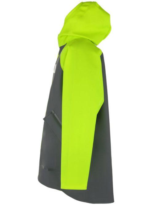 Milford 249 foul weather fishing jacket side
