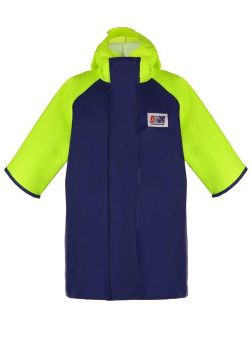 Crew 955 Short Sleeve PVC Rain Jacket