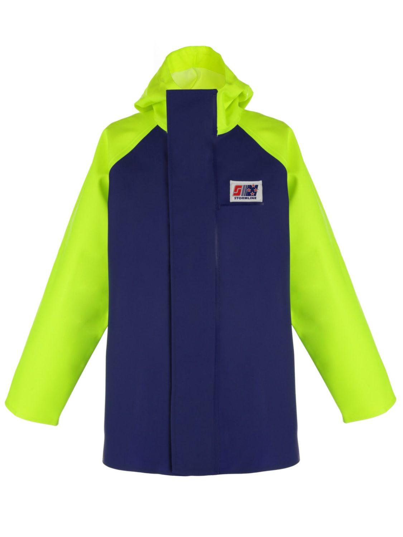 Crew 255 PVC fishing rain jacket