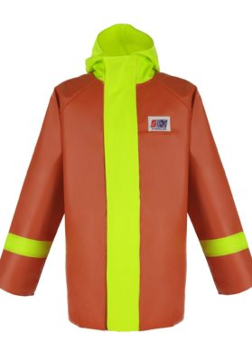 Nelson 248 Waterproof PVC Rain Jacket