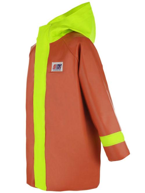 Nelson 248 Waterproof PVC Rain Jacket angle