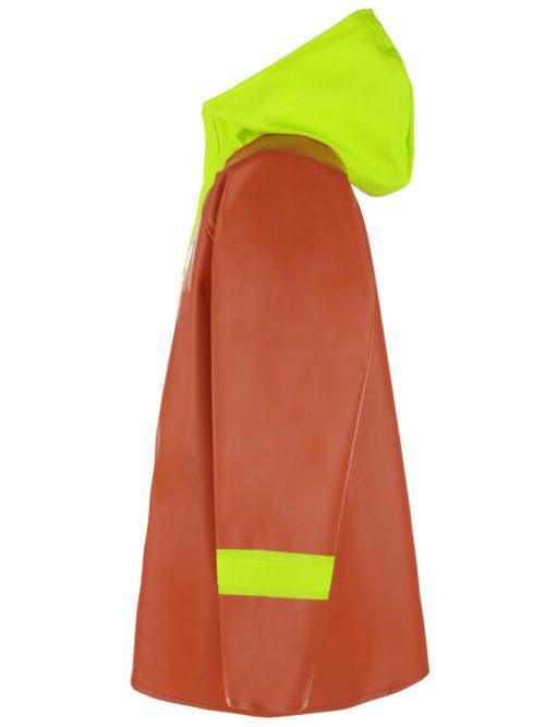 Nelson 248 Waterproof PVC Rain Jacket side