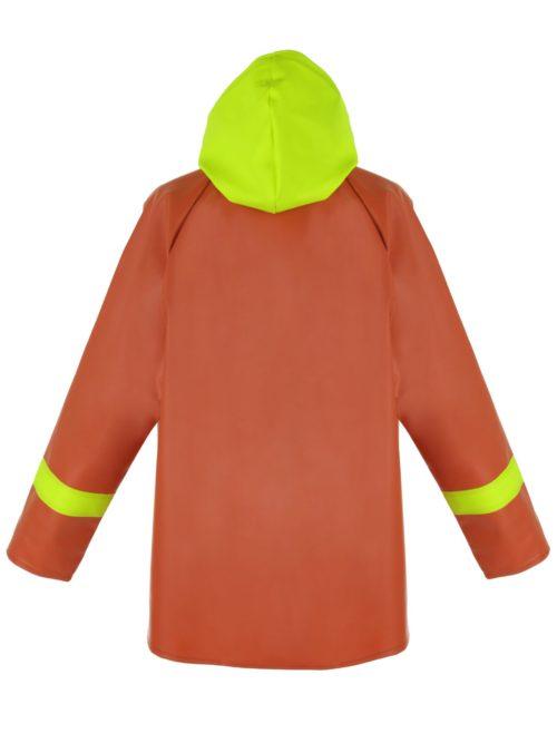 Nelson 248 Waterproof PVC Rain Jacket back