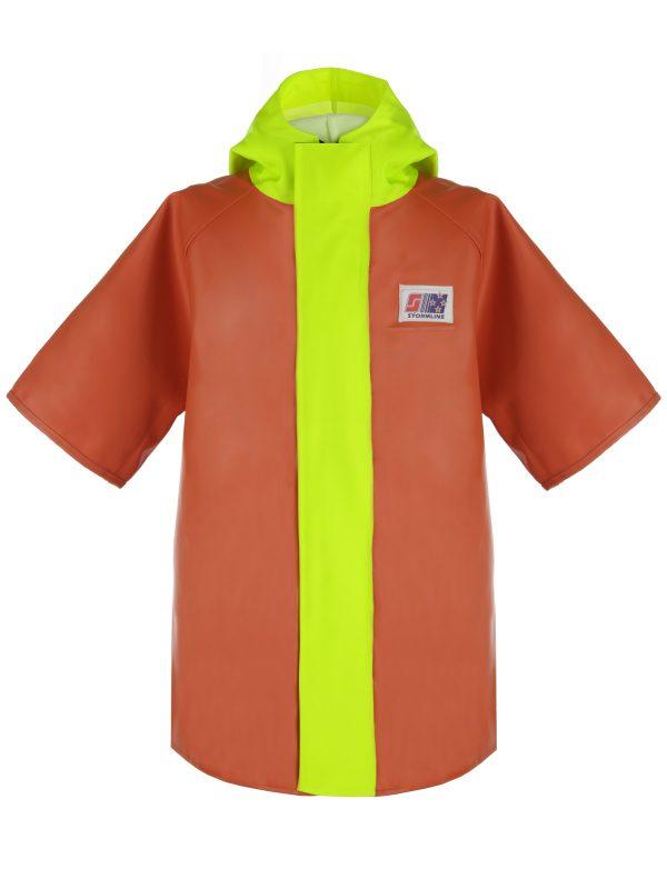 nelson 948 short sleeve waterproof work jacket