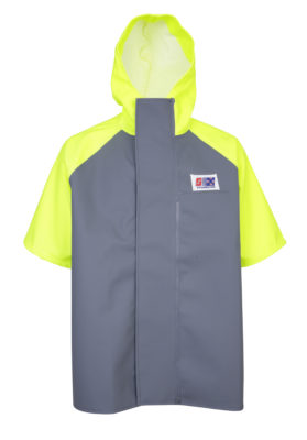 Milford 848 Wet Weather Short Sleeve Jacket