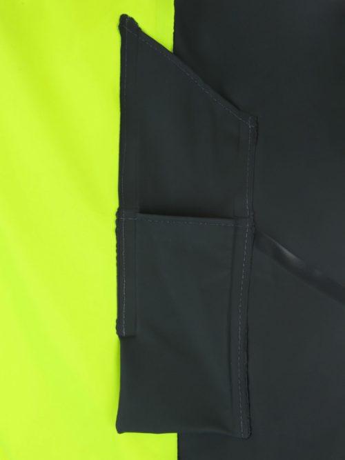 652 waterproof workwear utility pocket