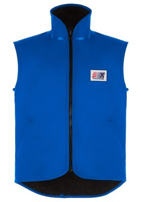 Wet Weather Vest for fisherman, farmers and general contractors