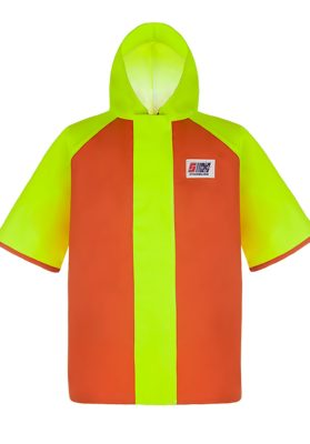 Nelson 948 Wet Weather Gear Short Sleeve Jacket