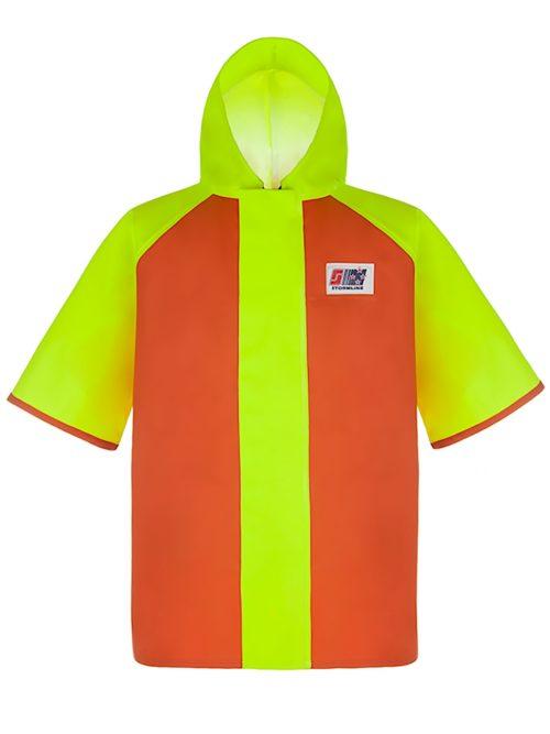Nelson 948 Wet Weather Gear Short Sleeve Jacket