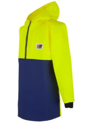 Crew 807 Heavy Duty Foul Weather Smock angle