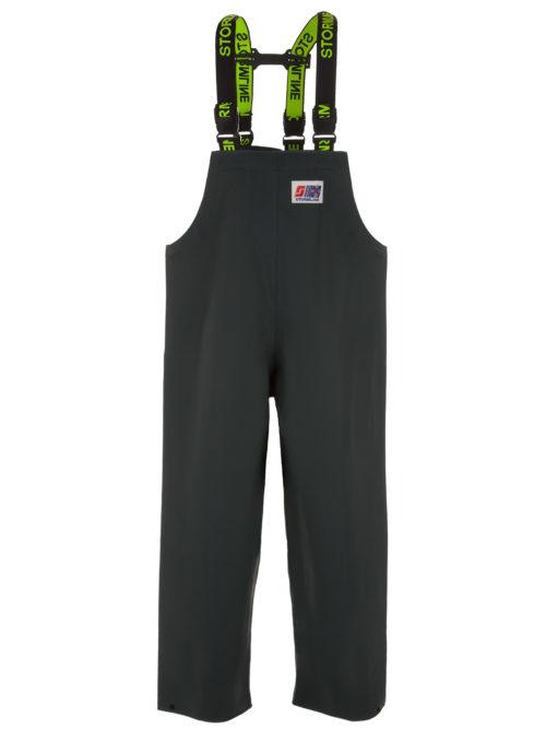Nelson 648G PVC Rain Gear Bib and Brace Pants