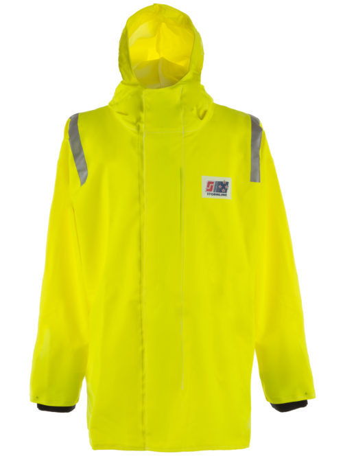 Captain's 200N Lightweight Construction Rain Gear Jacket