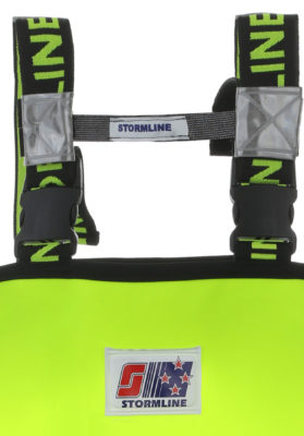 102 Elastic strap with reflective tape (Pee Strap)